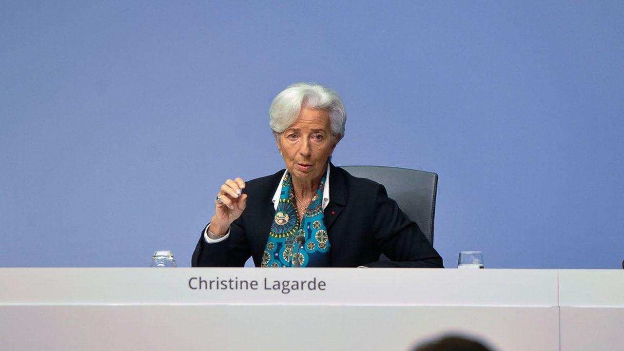 La BCE et le Conseil des gouverneurs cherchent à comprendre pourquoi malgré l'intervention massive de la BCE, les prix ne parviennent toujours pas à décoller.