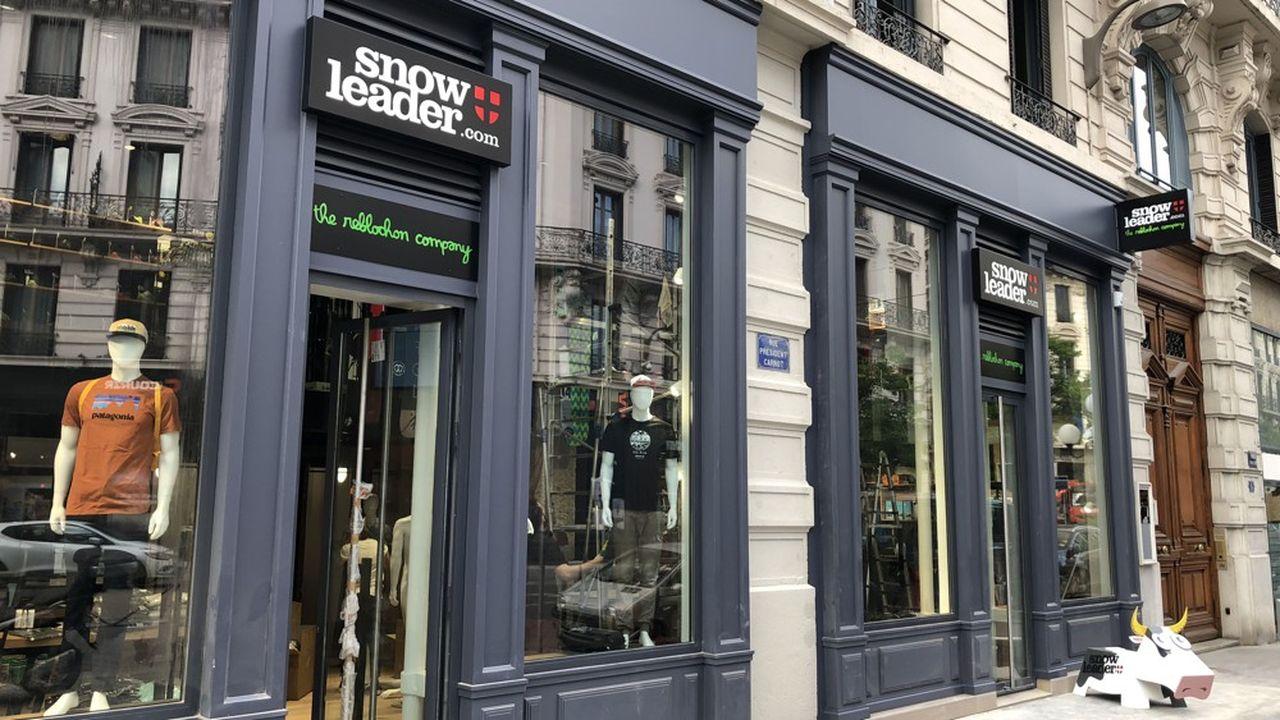 Les nouvelles implantations physiques se feront dans les villes françaises où le site Internet concentre un fort niveau de chiffre d'affaires.