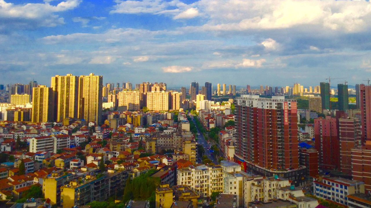 Huanggang compte 7,5millions d'habitants.