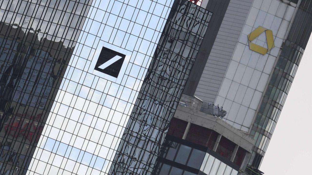 Près de 190 banques et caisses d'épargne allemandes imposeraient actuellement des taux négatifs à leurs clients.
