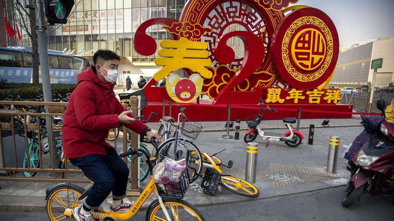 Les Pékinois n'auront pas droit aux traditionnelles festivités du Nouvel an.