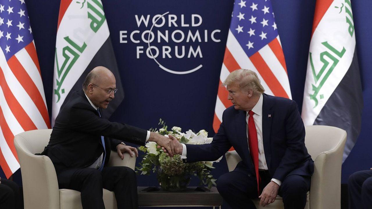 Vif regain de contestation en Irak