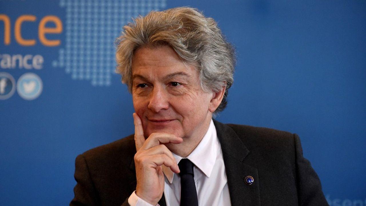 Dans son premier discours sur l'espace, le Commissaire au marché intérieur Thierry Breton a réaffirmé haut et fort la nécessité d'une autonomie d'accès de l'Europe à l'espace et insisté sur les dimensions de l'investissement spatial.