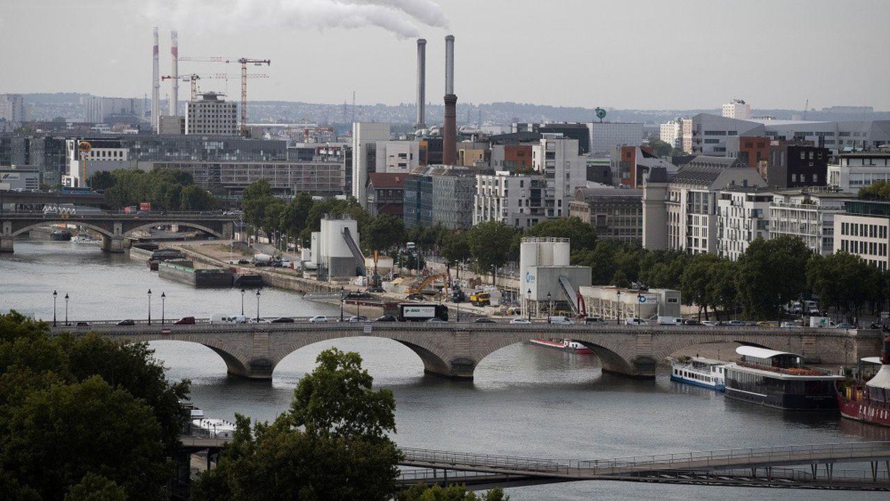 L'incinérateur d'Ivry-sur-Seine va être mis à l'arrêt.
