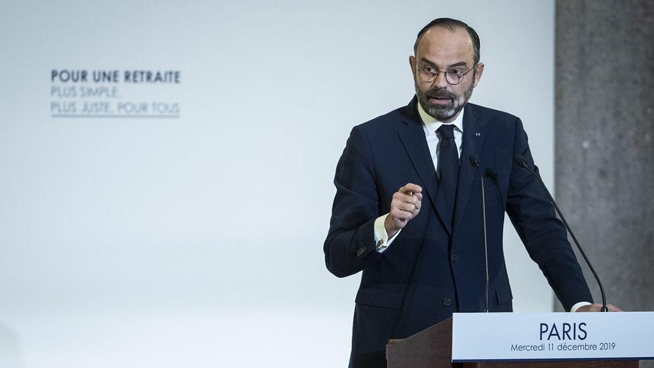 La réforme des retraites est présentée ce vendredi en Conseil des ministres. Le Premier ministre, Edouard Philippe, défend dans un entretien à «La Croix», le «caractère massivement redistributif» de la réforme.