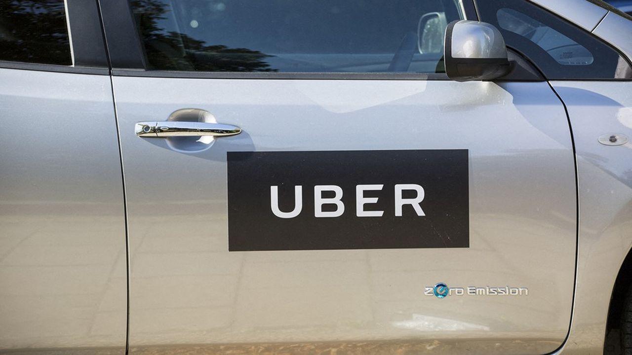 Londres est l'un des plus gros marchés d'Uber avec 45.000 conducteurs.