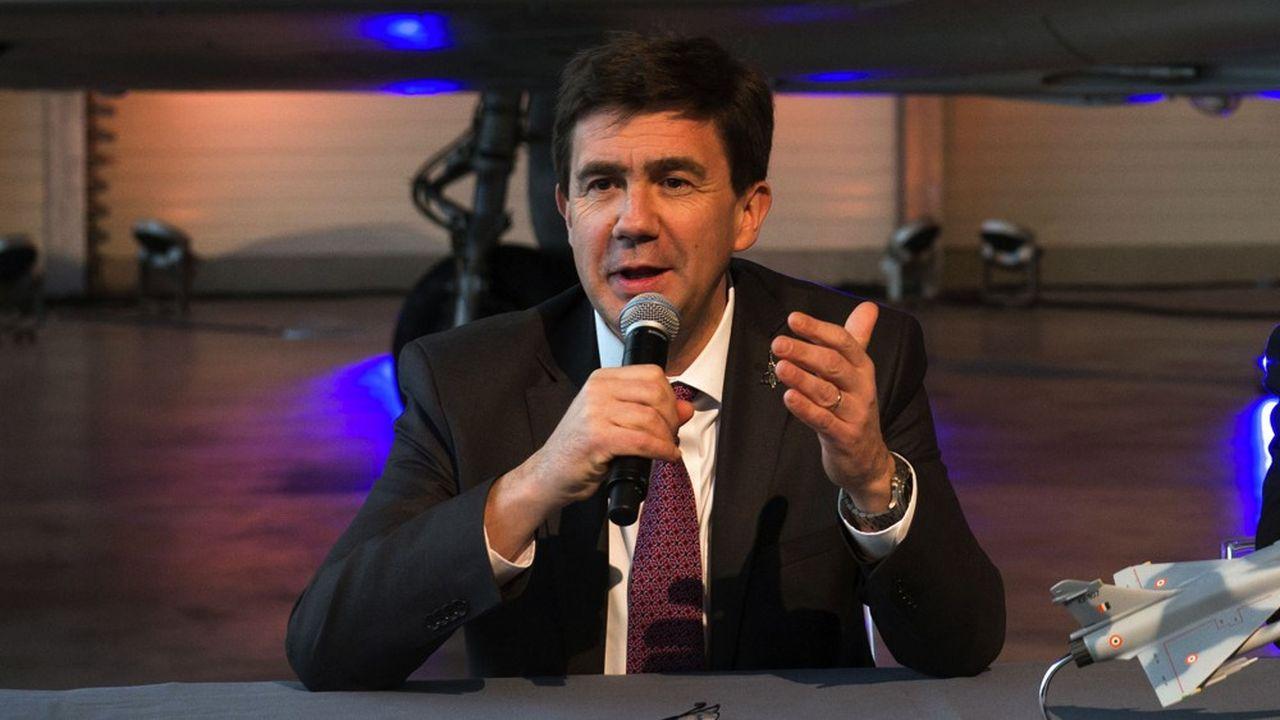 Pierre Eric Pommellet, directeur général de Thales en charge des opérations et de la performance, va prendre la présidence de Naval Group fin mars.