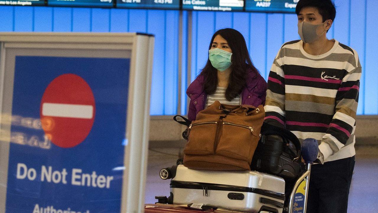 Coronavirus de Wuhan, deuxième cas confirmé aux États-Unis. Chine isolée, mises à jour en direct