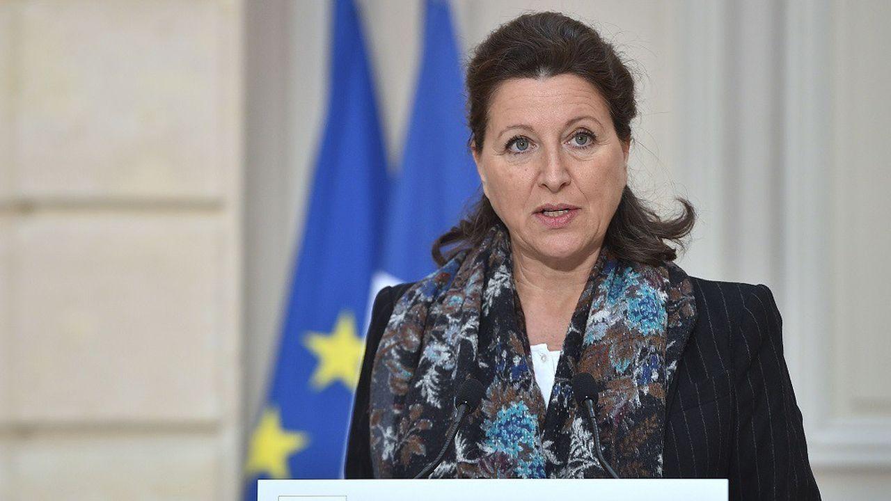 L'annonce des deux premiers cas français a été faite par la ministre de la Santé, Agnès Buzyn.