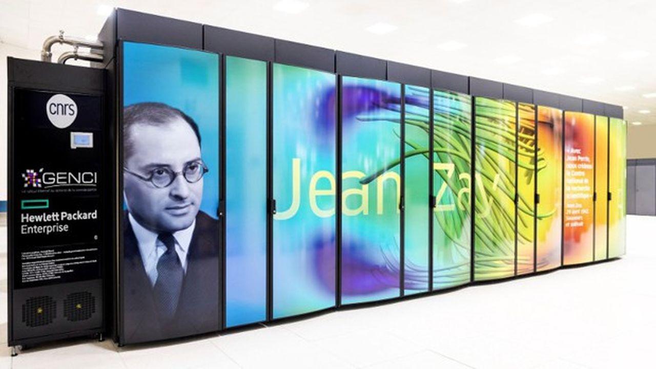 Les chercheurs français en IA ont enfin leur supercalculateur