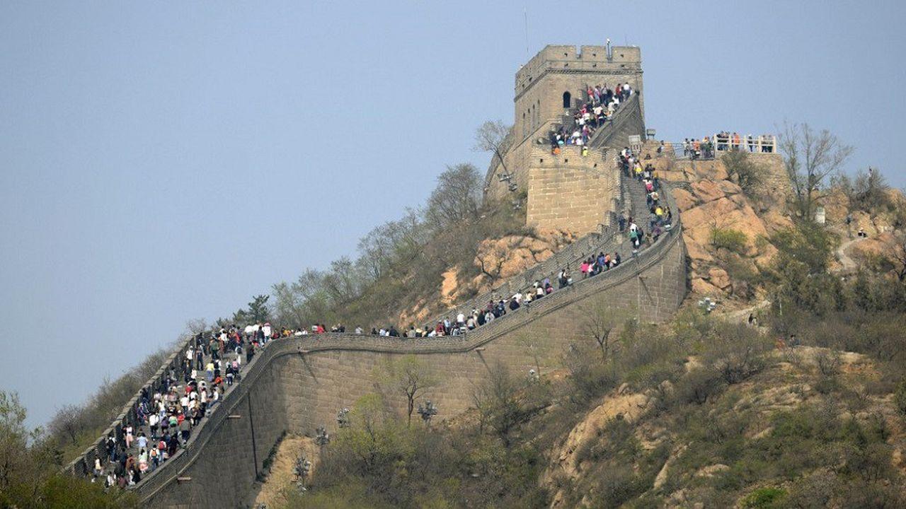 Virus chinois : les voyagistes français n'écartent pas la suspension de la destination Chine