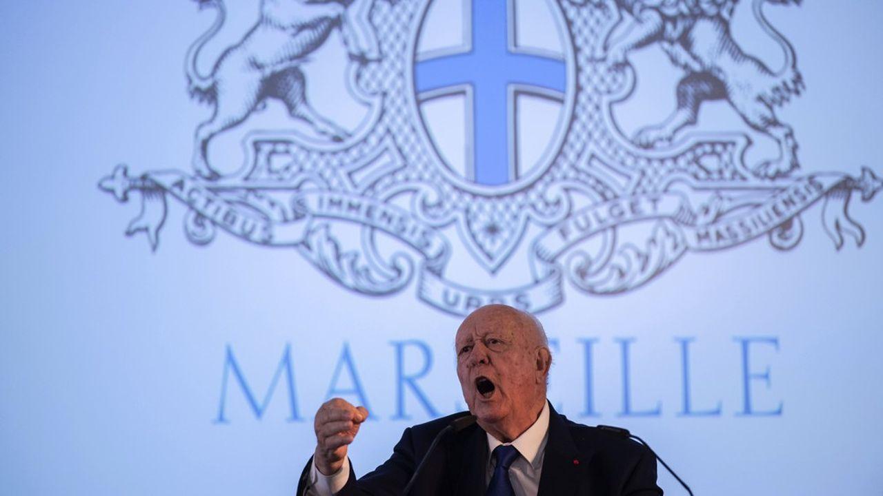 Marseille : l'ère Gaudin s'achève sous l'opprobre