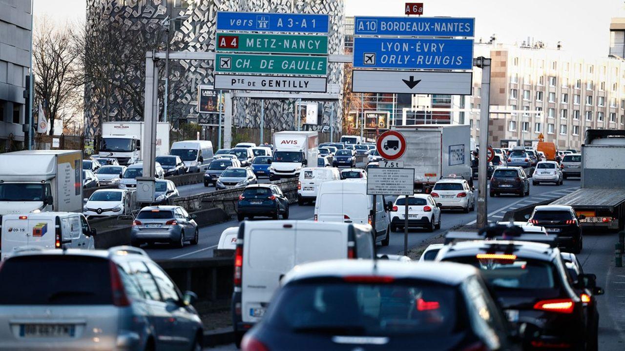 L'Ile-de-France veut un big bang de la logistique urbaine