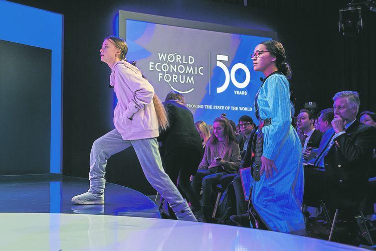Le Davos du virage climatique