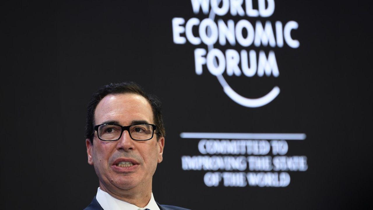 Washington promet de baisser les impôts des classes moyennes