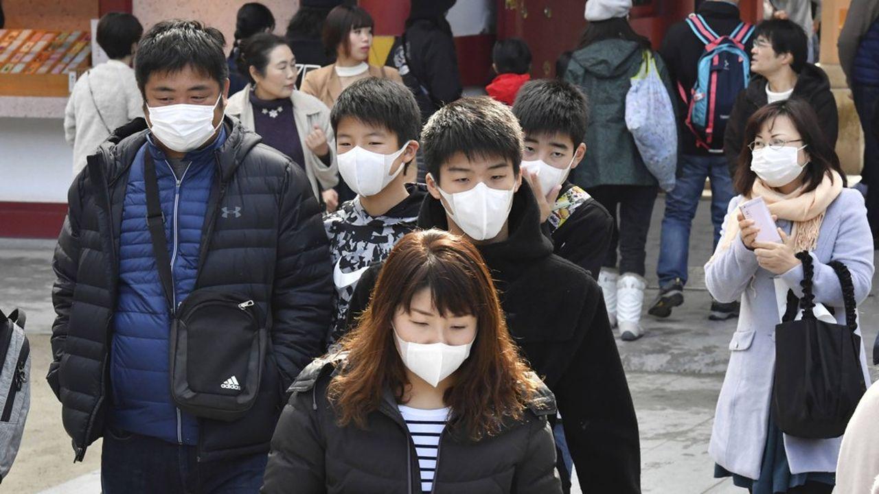 Virus: L'intense mobilisation de la Chine face à une épidémie galopante