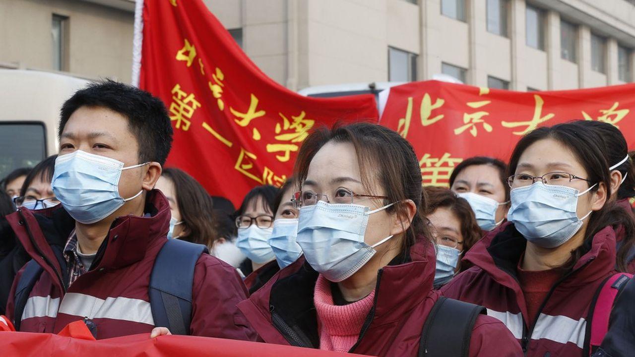 La ville de Wuhan est coupée du monde depuis jeudi, placée en quarantaine par les autorités locales.