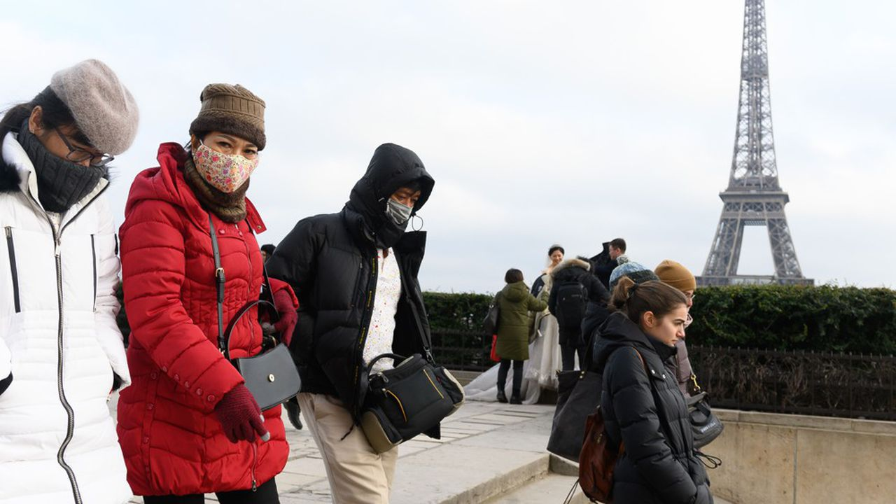 La ministre de la Santé Agnès Buzyn a fait un point presse sur la stratégie de la France face à l'épidémie de coronavirus venue de Chine.