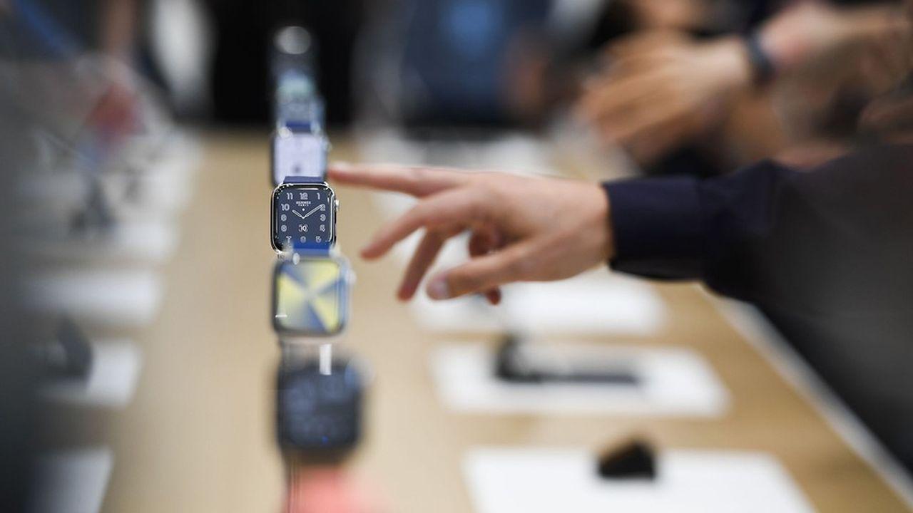 Apple Watch, iPad, AirPods : ces produits qui soutiennent la panne des ventes d'iPhone