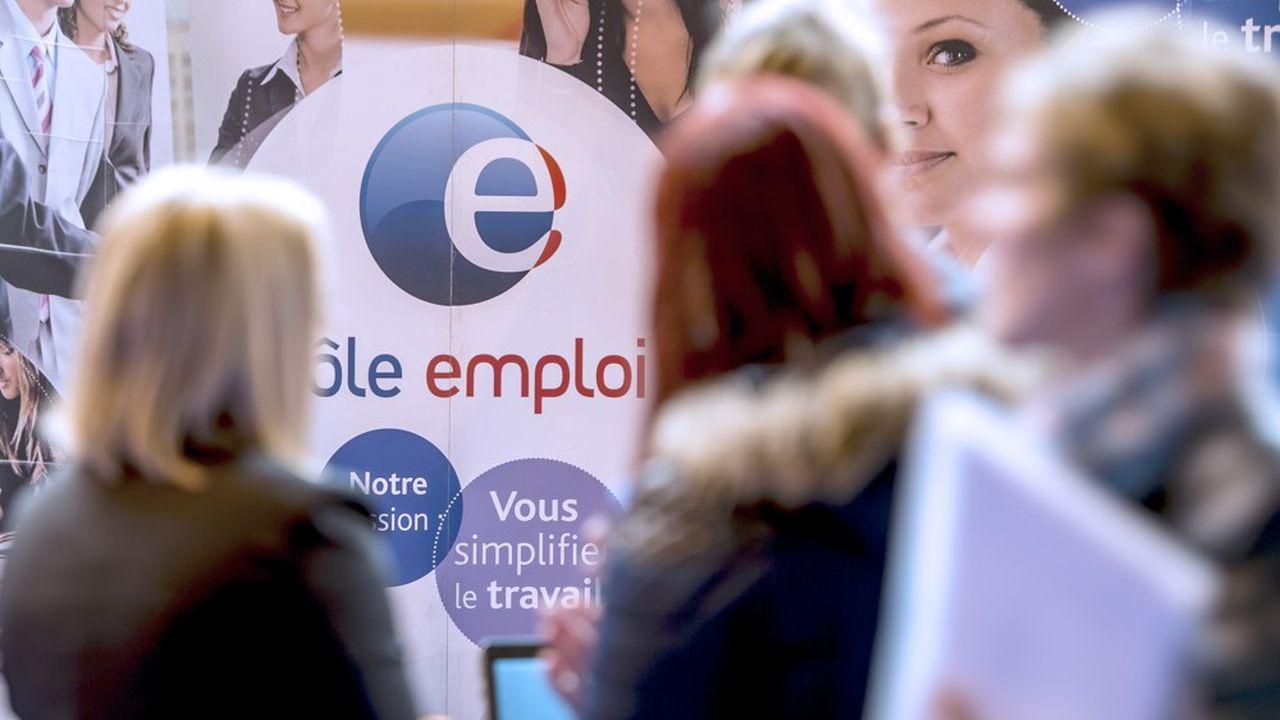 Le chômage en France a fortement baissé en 2019