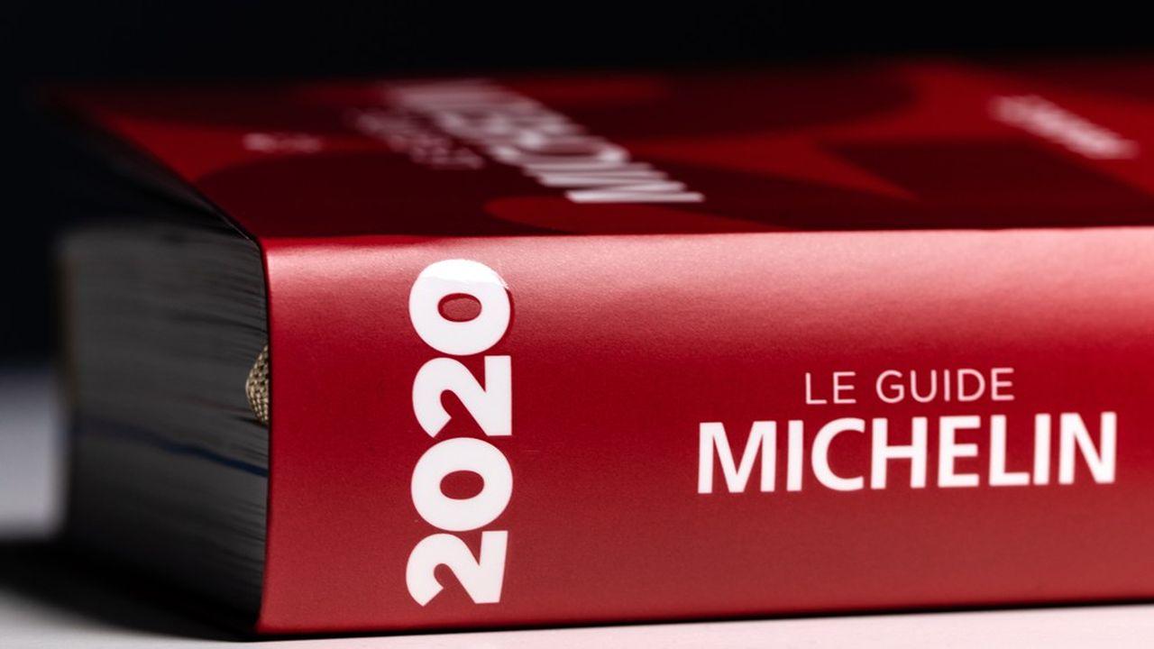 Le Guide Michelin 2020 compte 628 tables étoilées.
