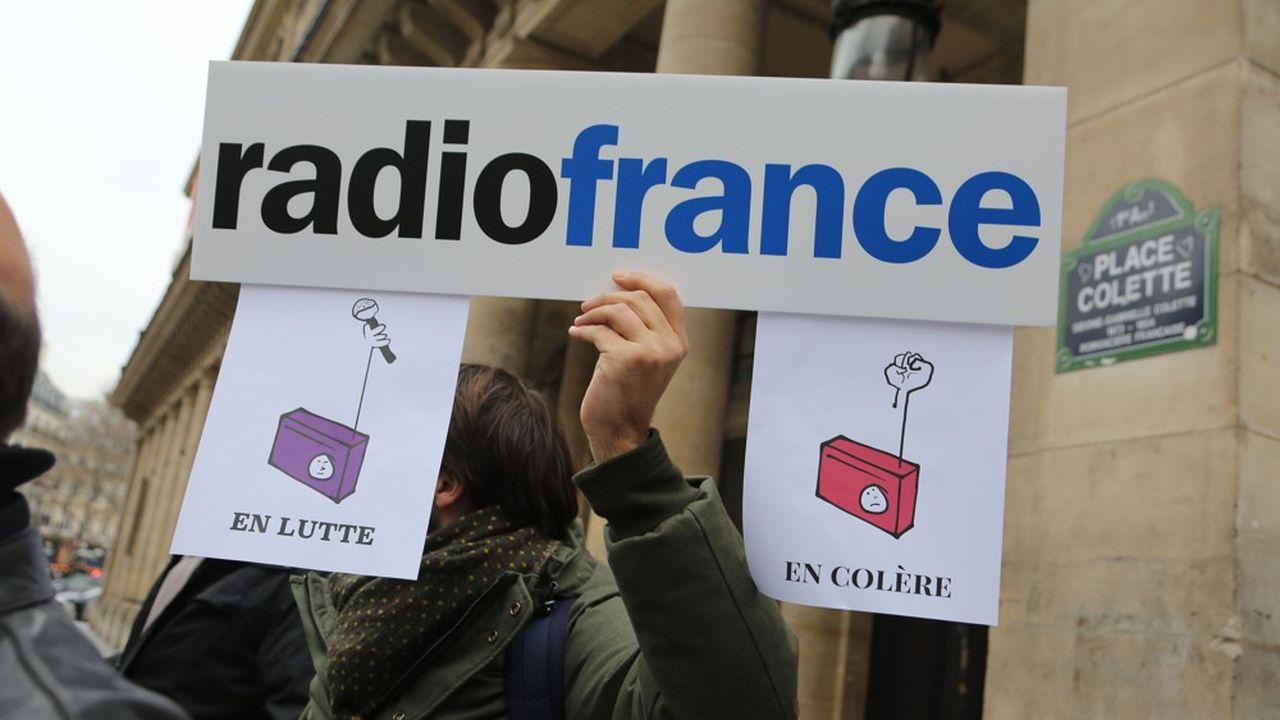 La grève à Radio France va entrer ce mardi dans son 57ejour.