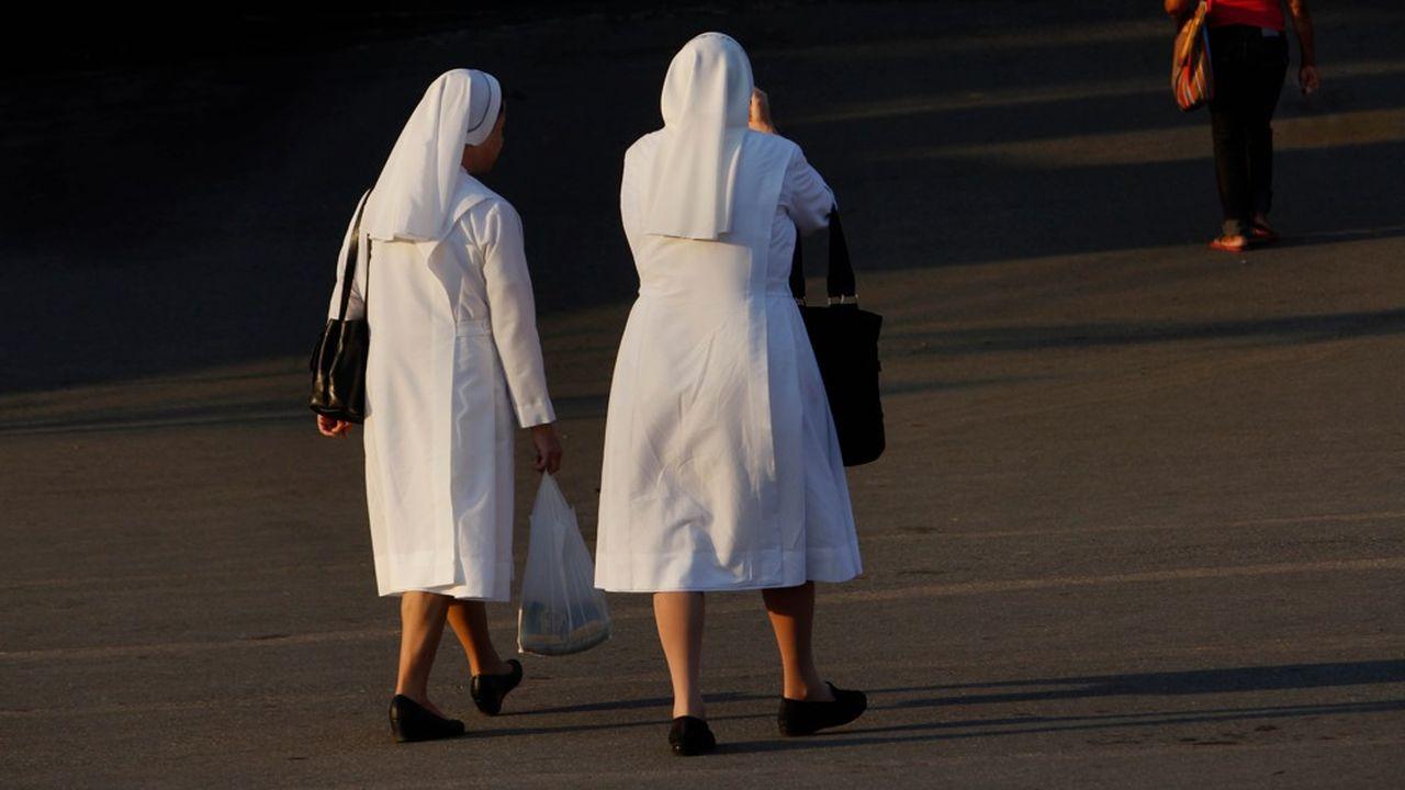 Le syndrome de burn-out touche toujours davantage de soeurs parmi les 649.000 qui travaillent à travers le monde.