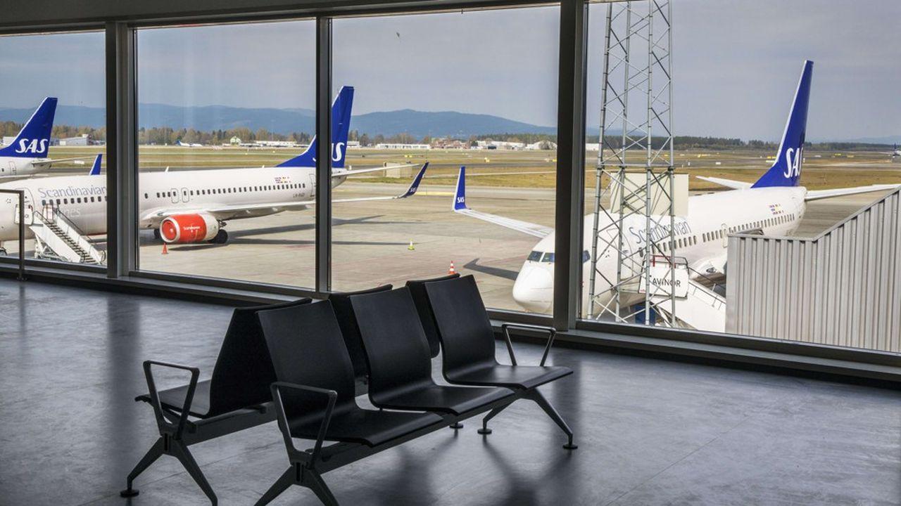 L'aéroport d'Oslo est l'un des rares aéroports du monde à pouvoir distribuer du biokérosène de façon continue.