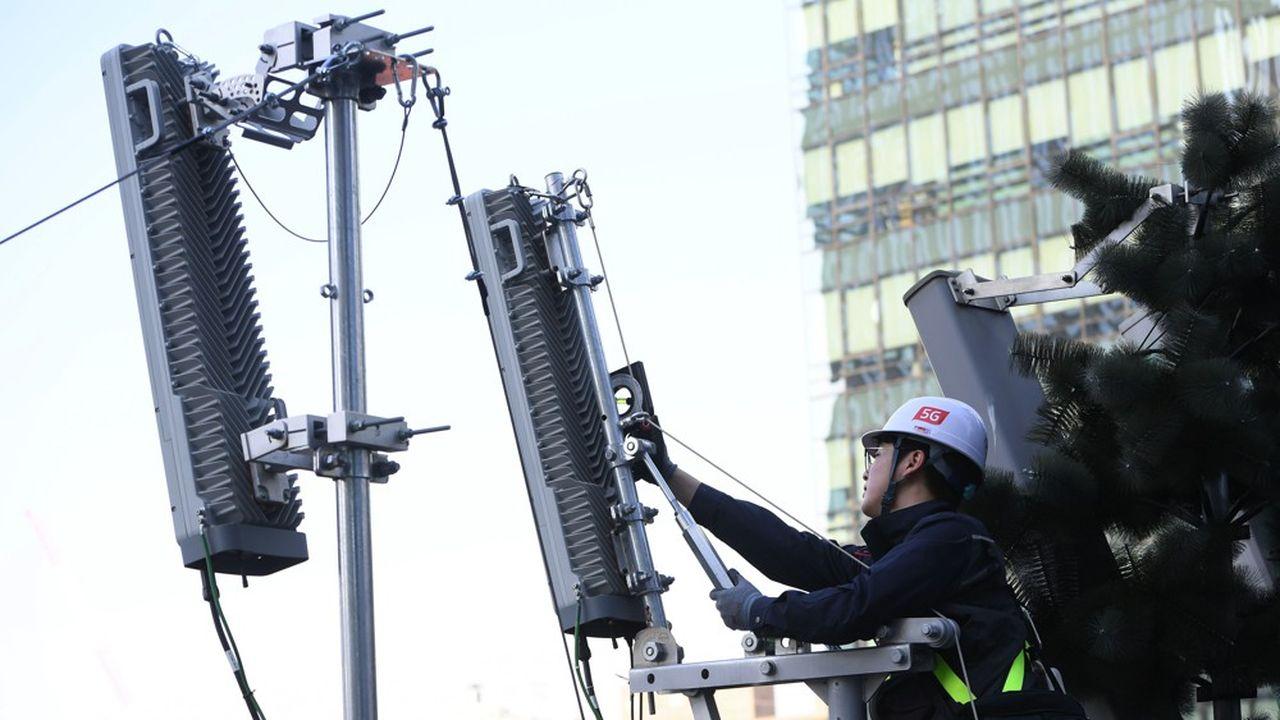 A l'inverse de Washington, Londres estime qu'une ouverture limitée de son réseau 5G à Huawei permet de gérer le risque en matière de sécurité.