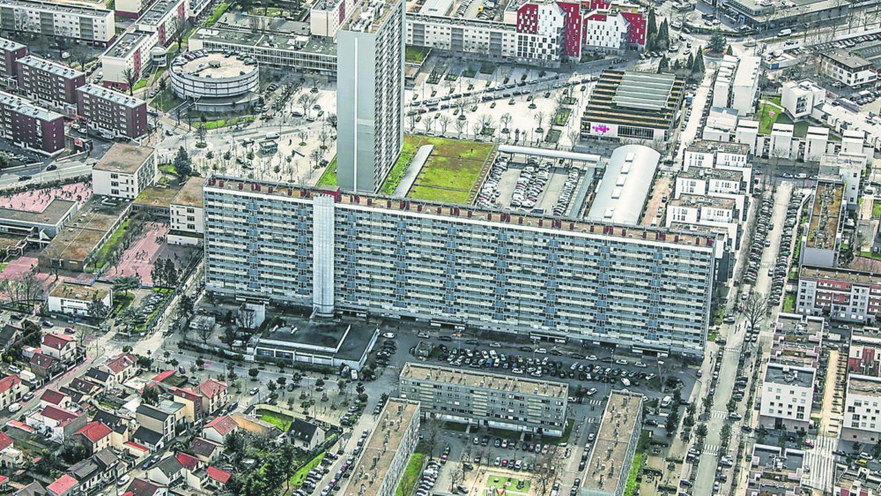 La Courneuve a été l'un des grands bénéficiaires du plan de rénovation urbaine