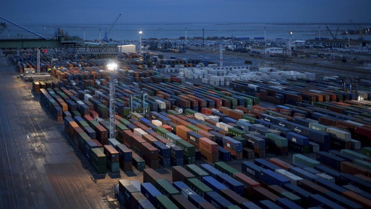 la fédération nationale des ports et docks CGT appelle à une nouvelle grève d'une journée dans les principaux terminaux