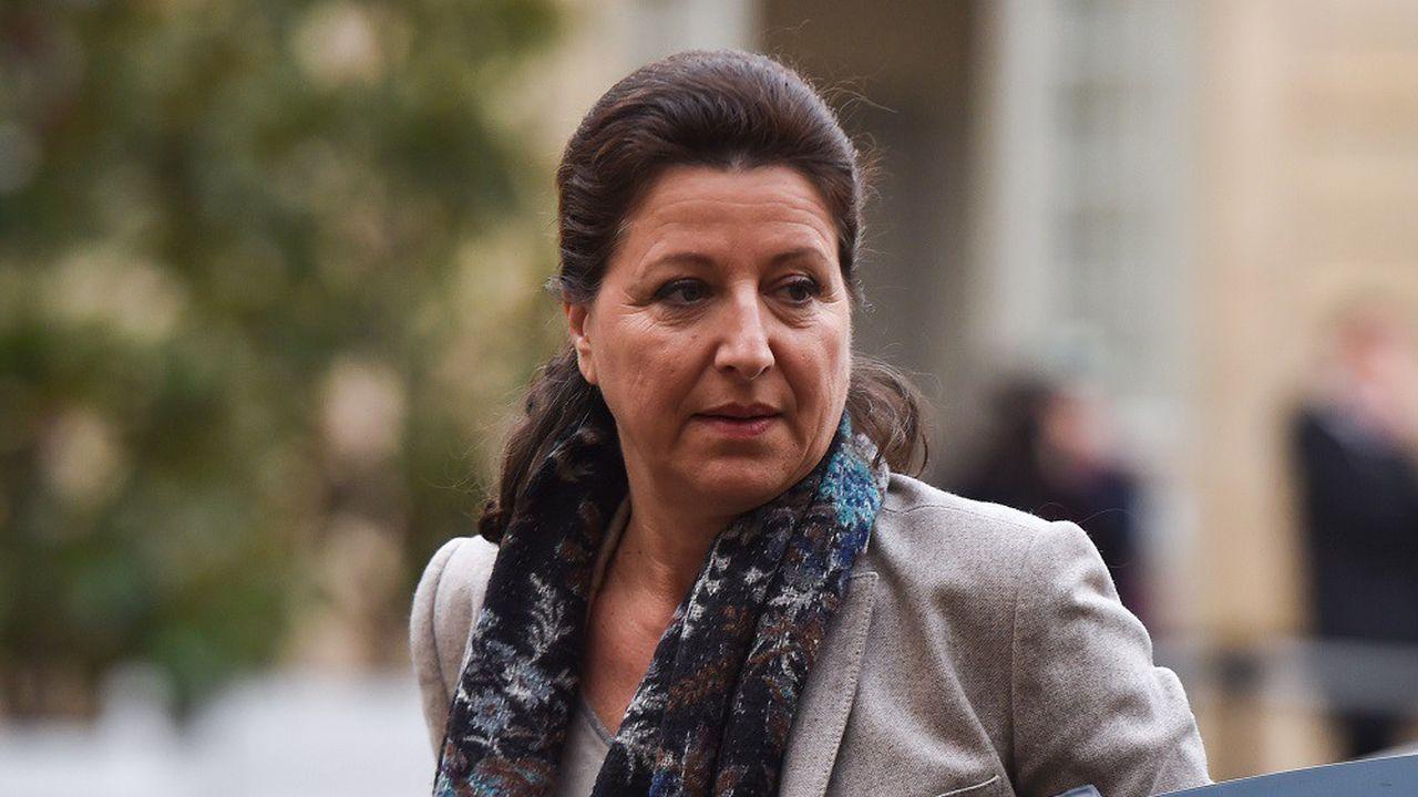La ministre de la Santé Agnès Buzyn avait fait état des trois premiers cas de coronavirus en France vendredi.