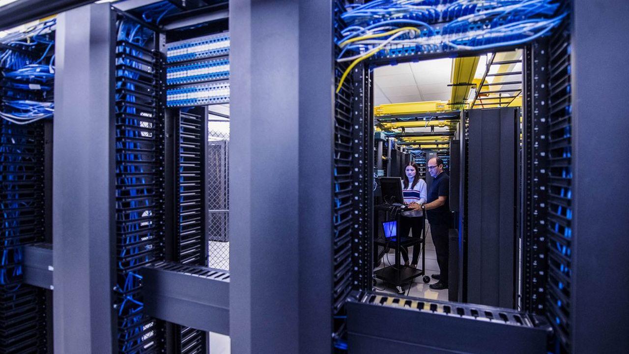 Dans le sud de la Seine-Saint Denis, la concentration de data center est devenue la plus importante de France.