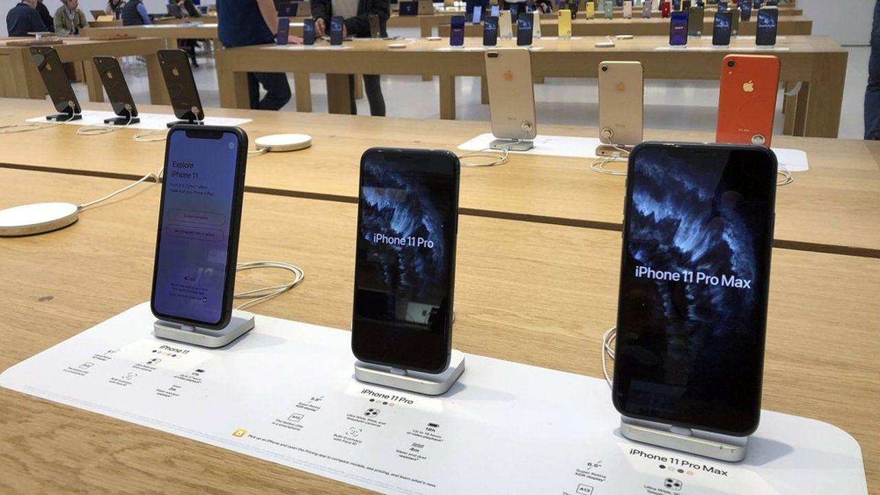 Apple annonce le chiffre d'affaires trimestriel le plus important de son histoire
