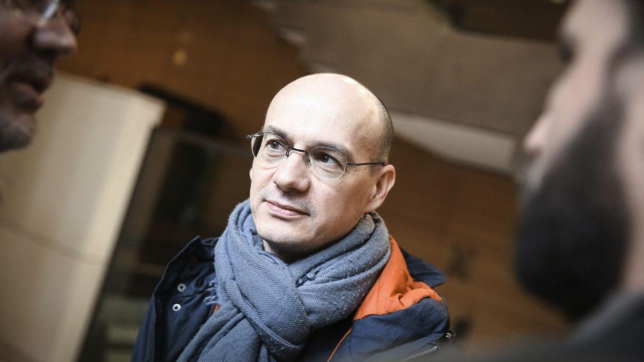 Stéphane Lardy, ancien de la direction de FO et du cabinet de Muriel Pénicaud, a pris la direction générale de France compétences en janvier2019.