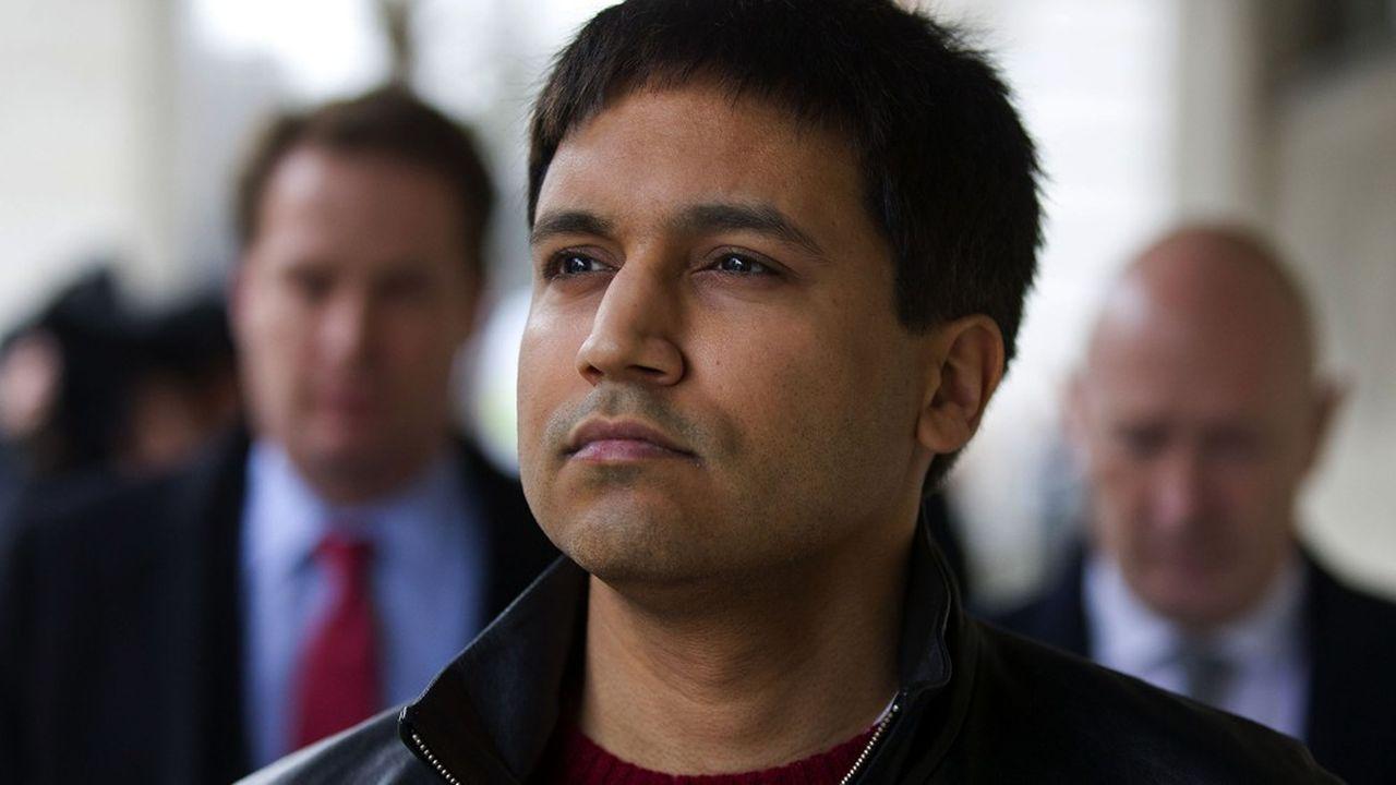 Navinder Singh Sarao, le trader au coeur du «krach éclair» du 6mai 2010.