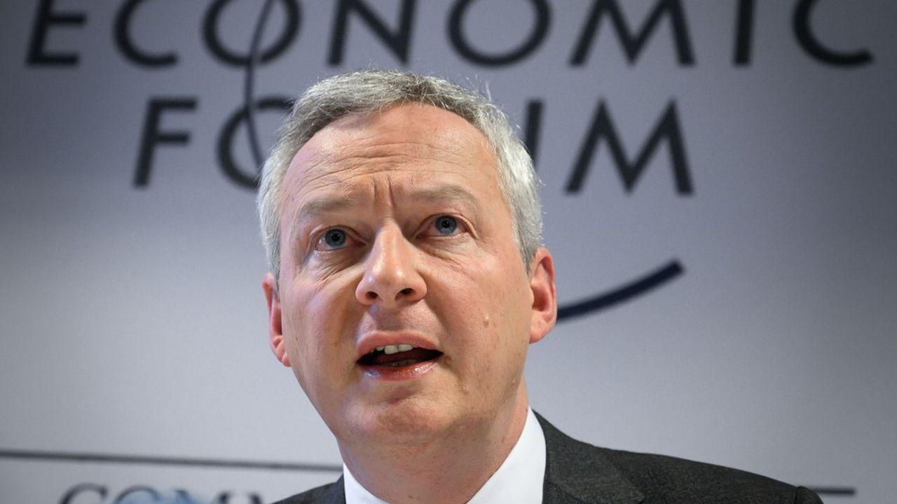 Faute d'accord à l'échelle de l'Union européenne, la France a adopté unilatéralement en juillet une taxe de 3% sur le chiffre d'affaires.