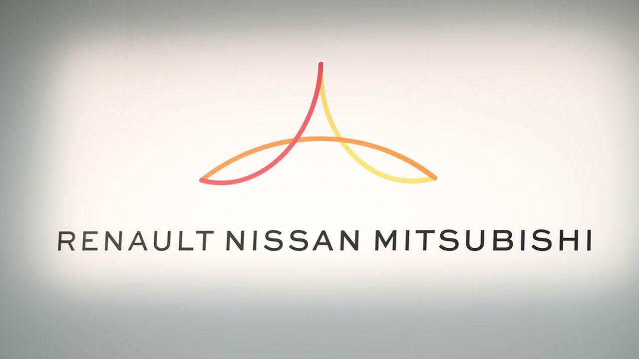 L'Alliance Renault-Nissan-Mitsubishi Motors sort d'une année éprouvante avec une baisse des ventes et des tensions en interne.