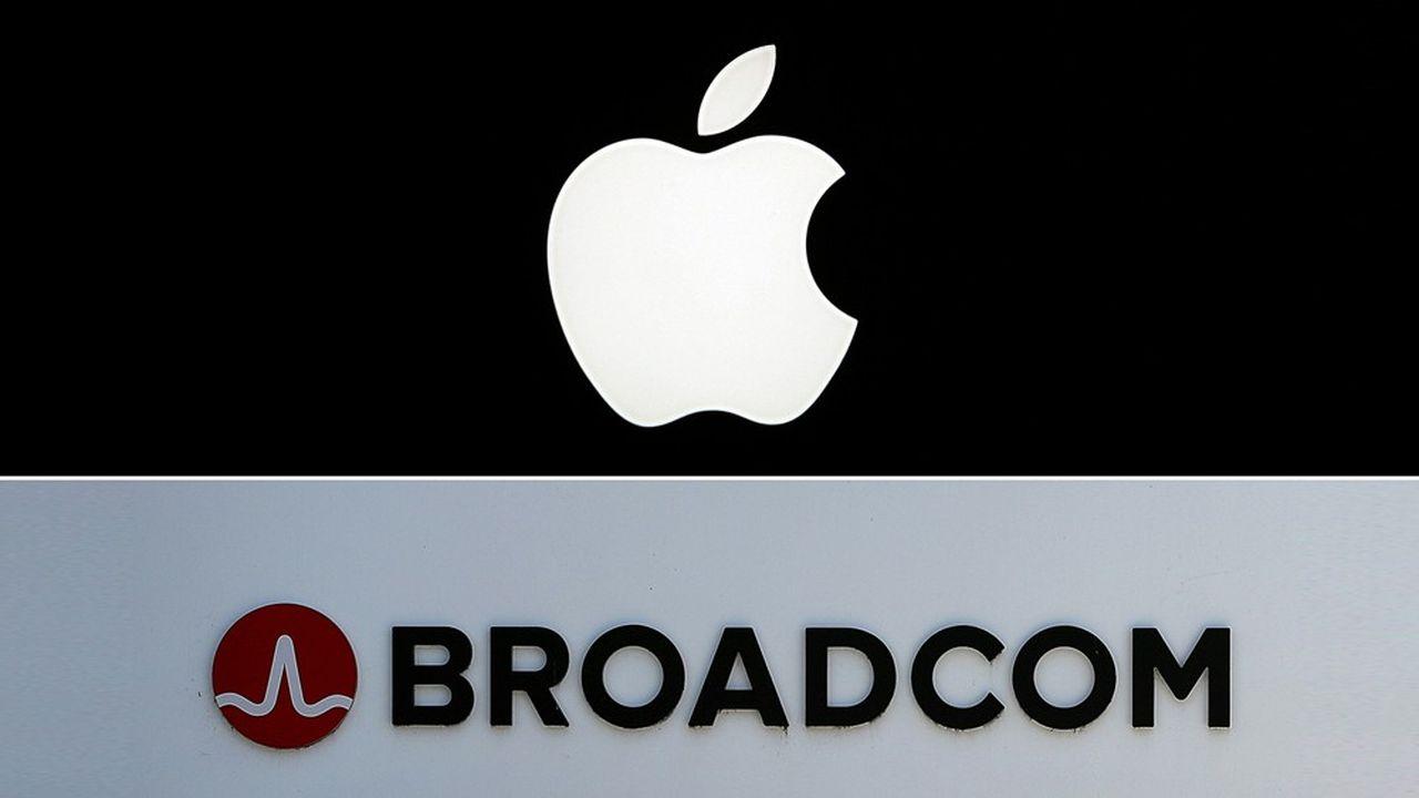 Apple et Broadcom condamnés à 1,1 milliard de dollars — Brevets