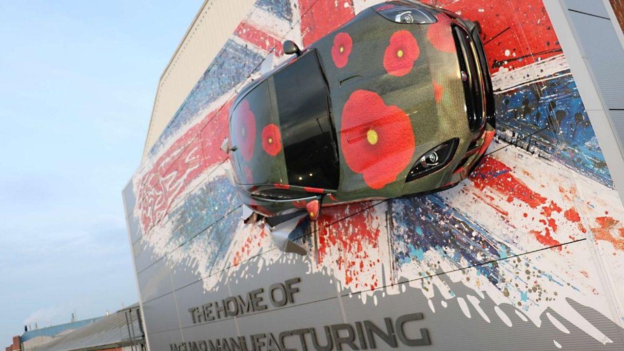 Jaguar Land Rover va assembler des véhicules électriques dans son usine de Castle Bromwich.