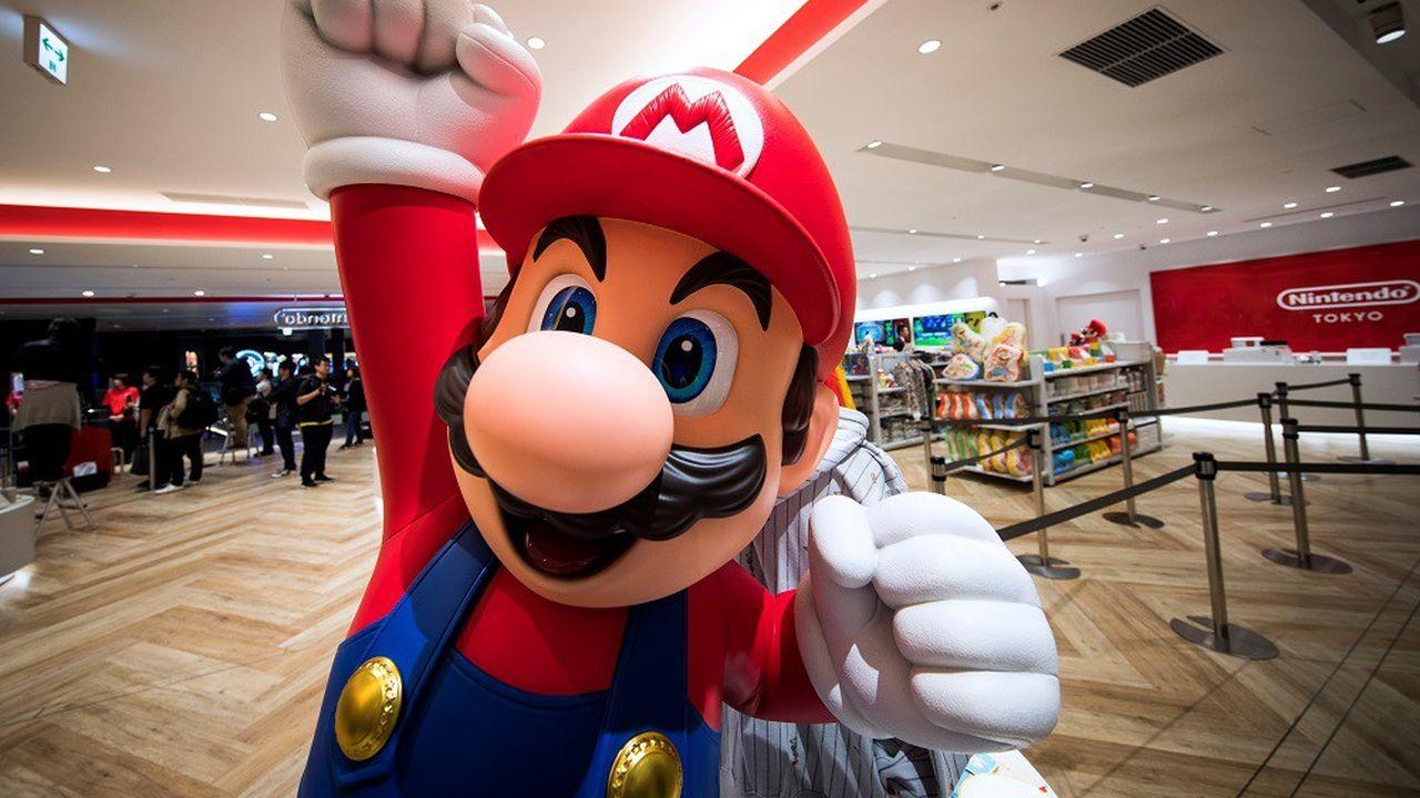 Nintendo a dépassé les attentes lors des neuf premiers mois de l'année.