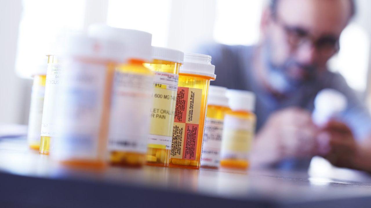 Les overdoses liées aux opioïdes ont tué plus de 700.000 Américains entre1999 et2017.
