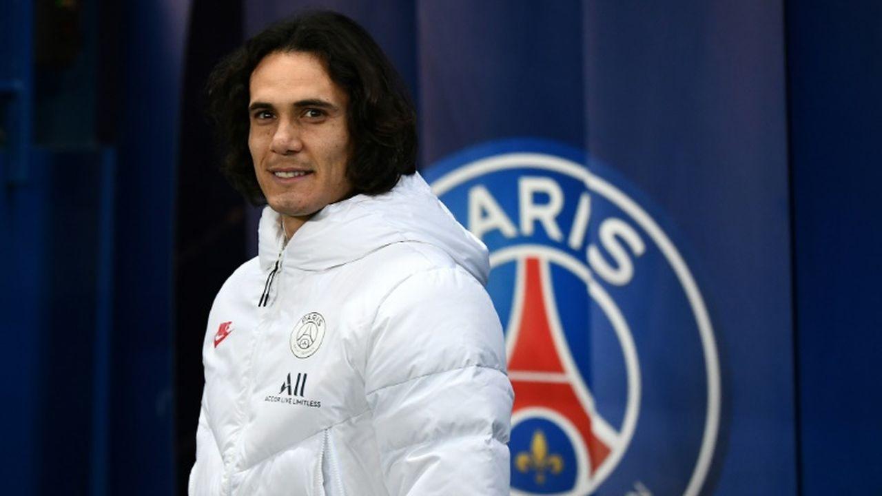 Transferts: Cavani reste au PSG !