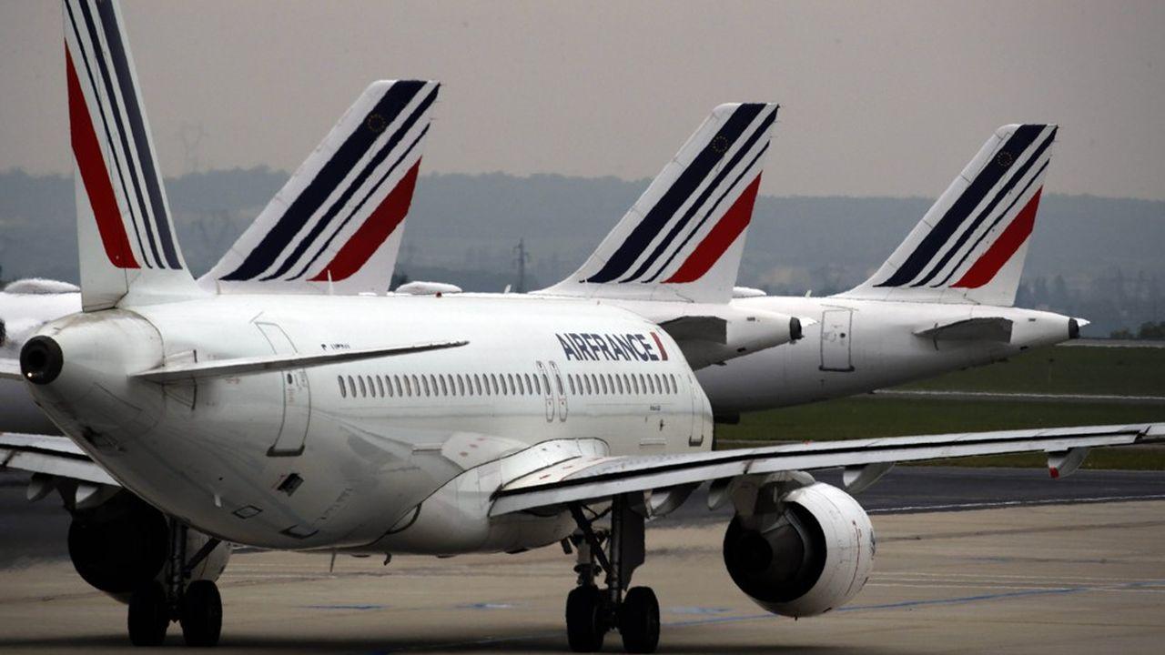 Air France et KLM sont les principaux transporteurs entre l'Europe et la Chine.