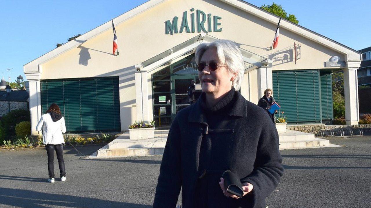 Pénélope Fillon est conseillère municipale à Solesmes depuis 2014.