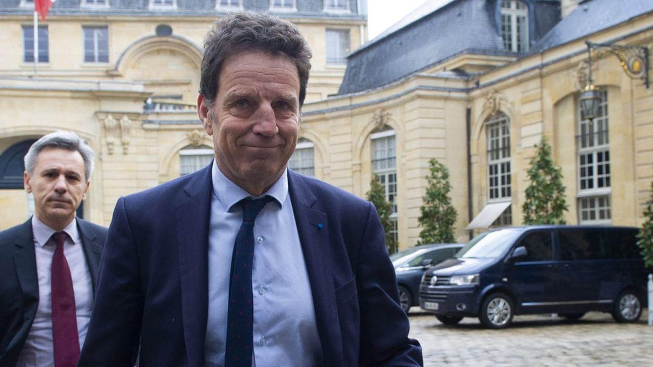 Geoffroy Roux de Bézieux, le président du Medef, estime qu'il n'est «pas possible» de passer de la répartition à la capitalisation.
