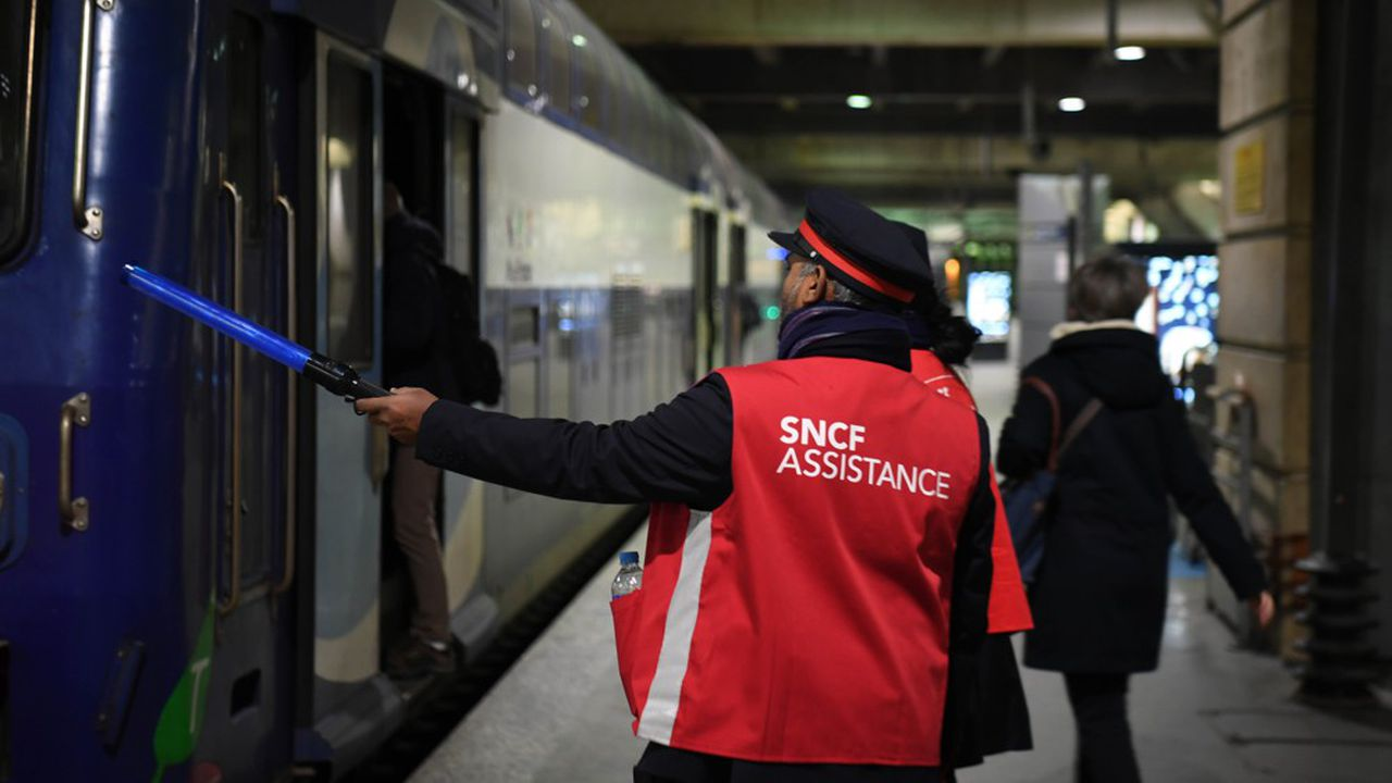 Ces grosses primes aux cheminots non grévistes font scandale — SNCF