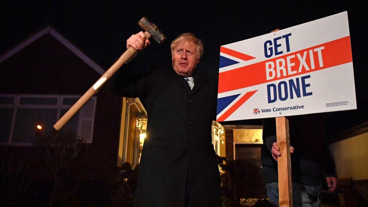 Le Brexit représente une victoire personnelle pour Boris Johnson qui, après avoir fait campagne activement pour le divorce, aura surtout réussi à renégocier l'accord signé avec Bruxelles avant de le faire valider par son parlement.
