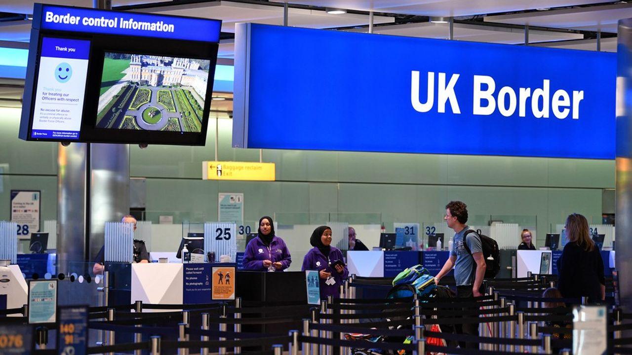 Ils peuvent être rassurés : rien ne changera pour les touristes européens au Royaume-Uni pendant la période de transition du Brexit.