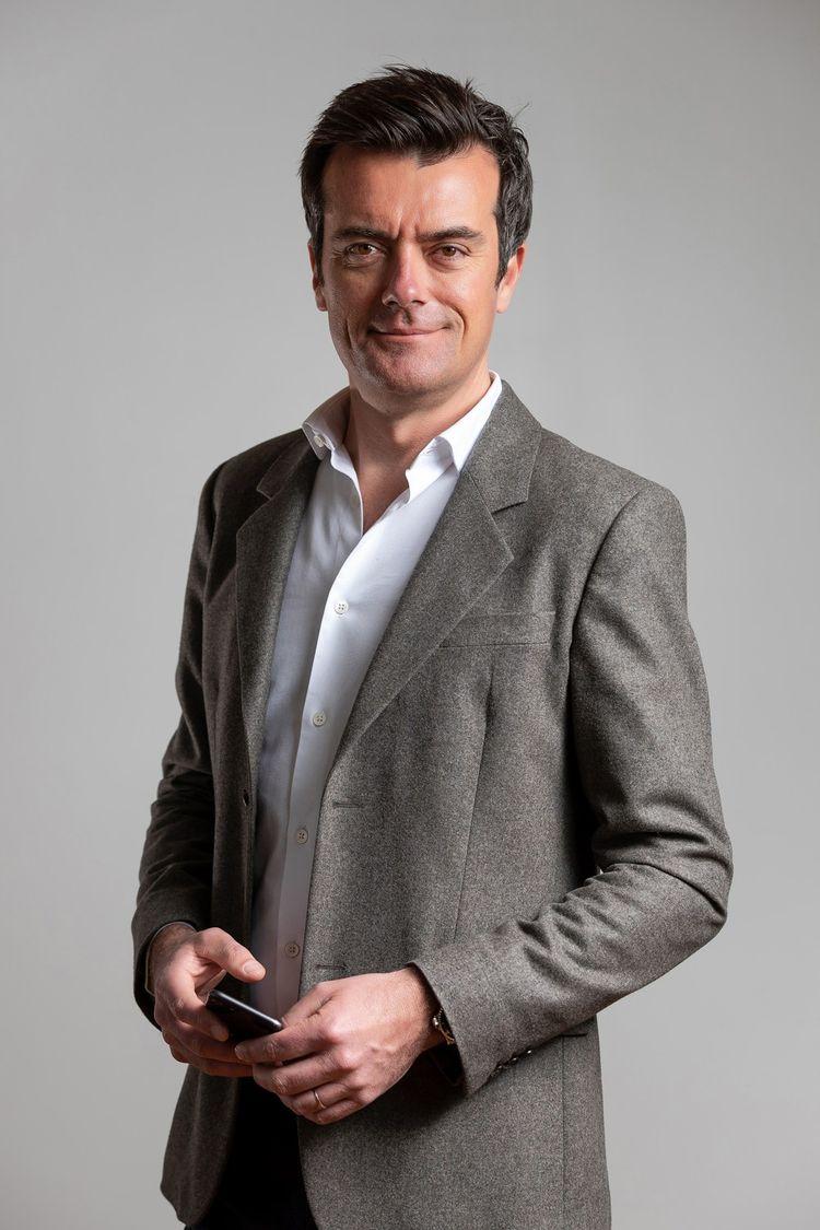 Julien Chaudeurge, président et co-fondateur de Babyzen.